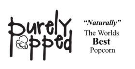 Purely Popped - Natural Caramel Popcorn